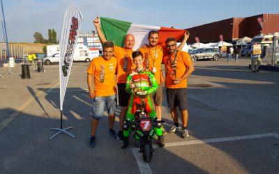 Campioni ITALIANI di Minimoto