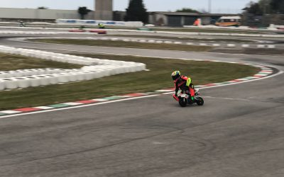Ripresa campionato italiano minimoto 2021